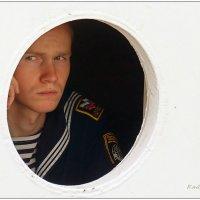 Портрет морского человека :: Кай-8 (Ярослав) Забелин