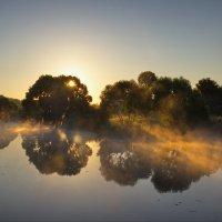Дым над водой... :: Юрий Кольцов