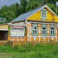 Пряничный домик. :: Ирина Нафаня