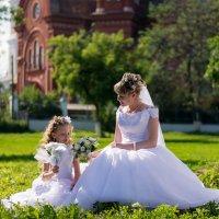 Маленькая невеста :: Sergey Serov