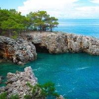 Средиземное море (Турция) :: Валерий Живило
