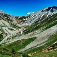 Пестрые горы :: Валерий Живило