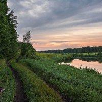 На пруду в Никольском :: Александр Тулупов