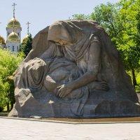 Мамаев курган :: Мария