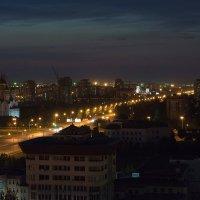 Огоньки убегающие вдаль... люблю на них смотреть :: Наталия Руденко