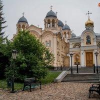 Крестовоздвиженский собор (Верхотурье) :: Алексей Обухов