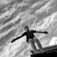 прыжок :: Наталья Темникова