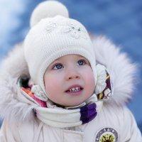 В глазах прекрасных и больших должно быть счастья отражение... :: Александра Гилета