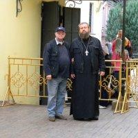 В монастыре Светой Матроны.Москва :: Борис Александрович Яковлев