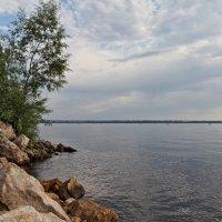 Рыбалка на камнях :: Николай Алехин