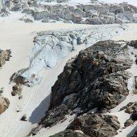 Ледник Уллу-Тау :: Светлана Попова