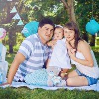 Семейные фотосессии! :: марина алексеева