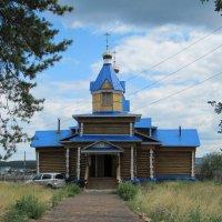 Церковь. :: Вера Щукина