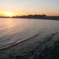 Озеро_за_КПП :: Лейла Абдуллаева