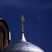 Собор Богоматери в Иоанно-Предтеченском монастыре :: Иля Григорьева