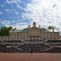 Большой Меншиковский дворец :: Наталья Левина