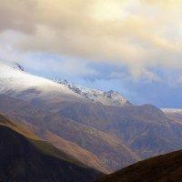 Горы, лето, свет и снег :: M Marikfoto
