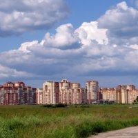Знакомьтесь: мой город :: Вячеслав Минаев