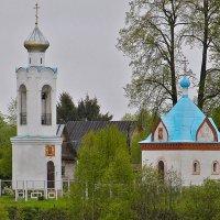 Часовня Казанской иконы Божьей Матери :: Nikolay Monahov