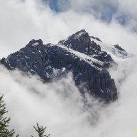 Парящие вершины :: Виктор Ковчин