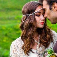 Свадьба в стиле боко :: Анна Павловна