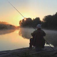 Утренняя рыбалка :: Павлова Татьяна Павлова