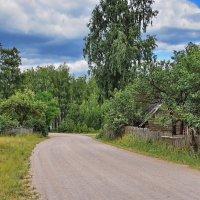 Деревня  Изюмово. :: Валера39 Василевский.
