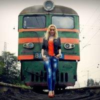 прогулка))) :: алексей сергиенко