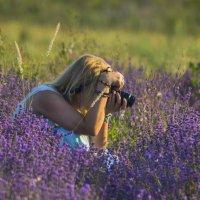 Среди цветов и аромата :: Игорь Кузьмин