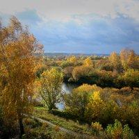 Осень на Урале. :: Елена Кознова