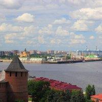 Нижний Новгород. :: Victor Klyuchev