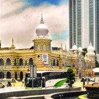Куала Лумпур,музей текстиля :: Евгений Подложнюк