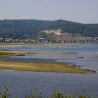 Вид на Култук, Байкал. Начало Байкала :: Ульяна Северинова Фотограф