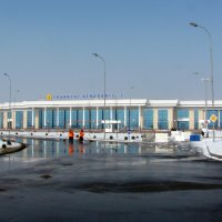 Аэропорт :: Наталья Джикидзе (Берёзина)
