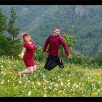 Саня и Люба :: Михаил Державин