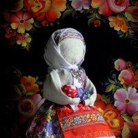 Русская традиционная кукла. :: Елена