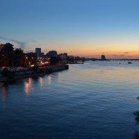 Ночной Днепропетровск :: Александр Л......