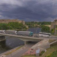 Ивангород - Нарва :: leo yagonen