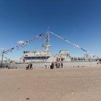Международный военно-морской салон :: Михаил Сергеевич Карузин