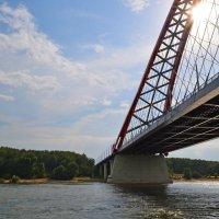 Такой Бугринский мост :: Евгения Латунская