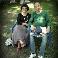 Мы из Шанхая! :: Владимир Шошин