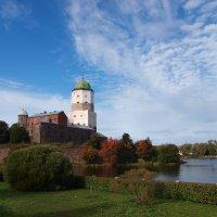 Выборгский замок :: Vadim Odintsov
