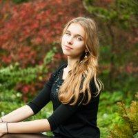 Осень :: Дарья Бухарина