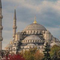 Стамбул. Голубая мечеть :: Seva-stopol (Севастьян)