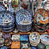 Тарелки Стамбульских базаров :: Seva-stopol (Севастьян)