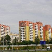 В Краснодаре :: Игорь Сикорский