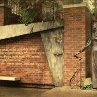 Скульптура Элеонора Лорд Прей :: Dmitriy Andreev