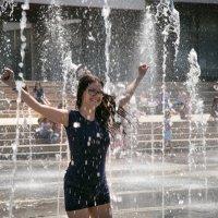 спасение от жары :: Эльмира Суворова