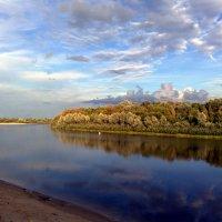 Сож в районе Шведской Горки :: Александр Прокудин