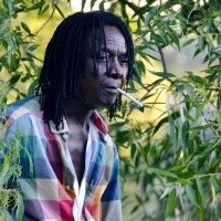 Солист афро-группы KIMBATA :: Сергей F